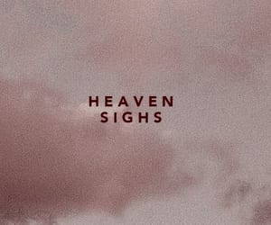heaven, pink, and quotes image