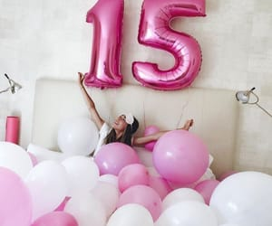 15, anniversaire, and 15ans image