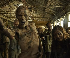 zombie and thewalkingdead image