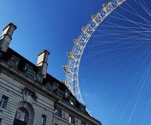 architecture, beautiful, and london eye image