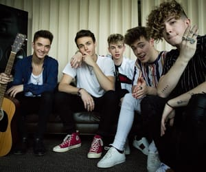 band, jonah marais, and beauty image