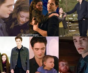 Collage, daughter, and edward cullen image
