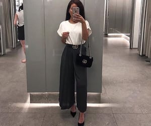 outfit, gucci, and look image
