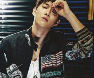 exo, junmyeon, and kpop image
