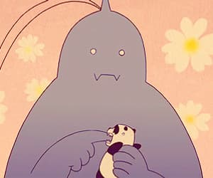 anime, panda, and alphonse elric image