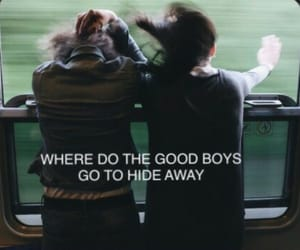 boys, sad, and go image
