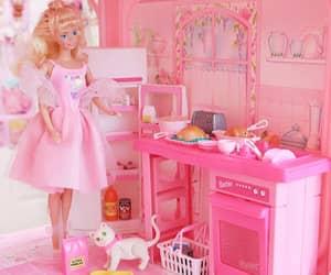 aesthetic, barbie, and kawaii image