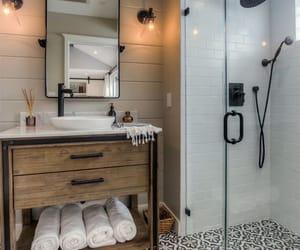 home, bathroom, and inspiration image