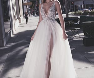 dress, beautiful, and fashion image
