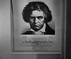 Beethoven, classical, and music image