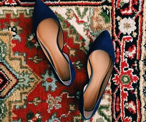 chic, preppy, and shoes image