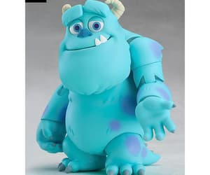 action figure, disney, and monsters image