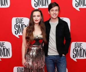 nick robinson and katherine langford image