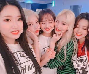 chuu, kim lip, and 이달의소녀 image