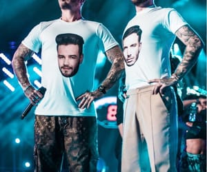liam payne, j balvin, and one direction image