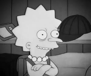 aesthetic, simpsons, and cute image