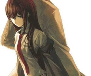 anime, couple, and steins;gate image