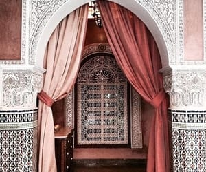 architecture, morocco, and place image