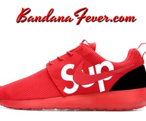 style, designershoes, and supremelv image