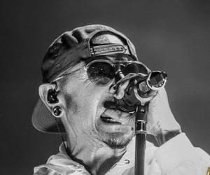 chaz, linkin park, and chester bennington image