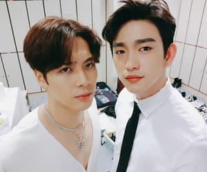jackson, park jinyoung, and got7 image