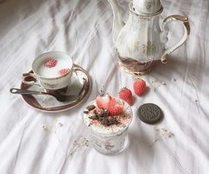 milk, tea, and coffee image