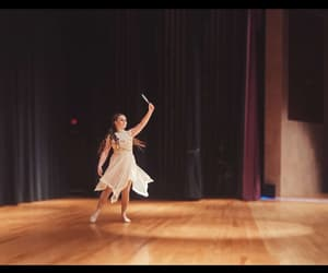 dance, model, and recital image