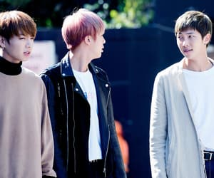 jin, dispatch, and jungkook image