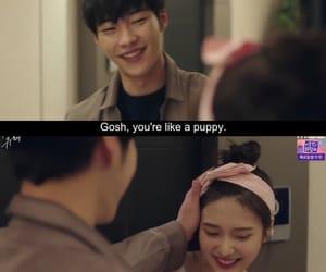 couple, joy, and Korean Drama image