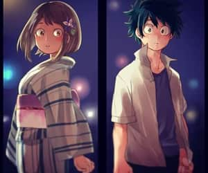 boku no hero academia, deku, and izuku midoriya image
