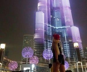 blonde girls, Dubai, and united arab emirates image