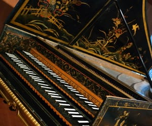 classic music, piano, and wow image