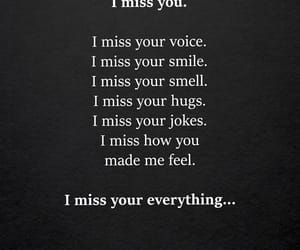 everything, miss you, and i miss image