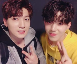 day6, dowoon, and sungjin image