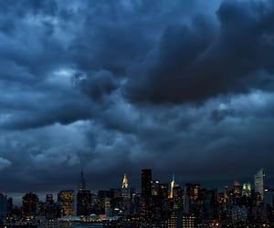 beautiful, lights, and new york image
