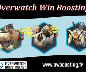 overwatch boost, skill rating boost, and duo queue boost image