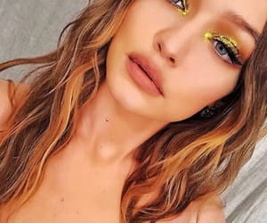 makeup and gigihadid image