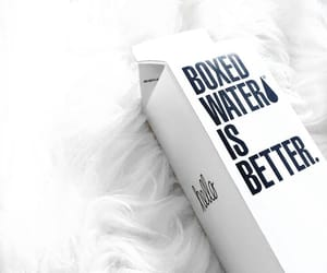 white, water, and tumblr image