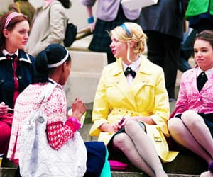 blair waldorf, gossip girl, and jenny humphrey image