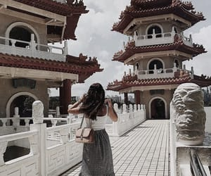travel, china, and fashion image