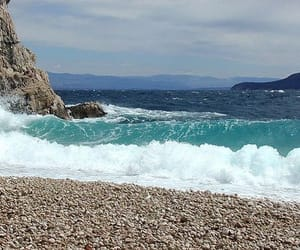 beach, nature, and beautiful places image