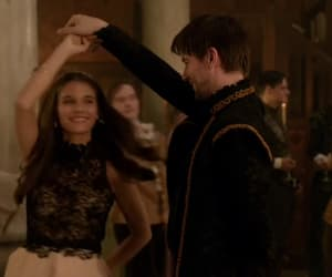 dancing, reign, and torrance coombs image