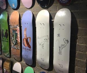 grunge, sk8, and skate image
