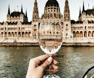 travel, wine, and city image