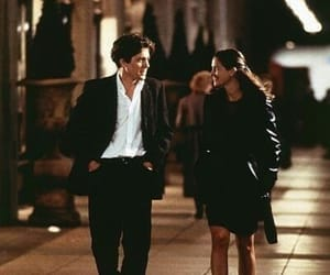 hugh grant, julia roberts, and Notting Hill image