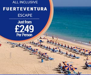 fuerteventura holidays and sapin holidays image