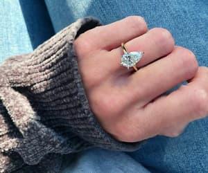 bride, diamonds, and fashion image