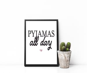 a4, decor, and pyjamas image