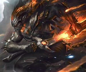 lol, league of legends, and yasuo image