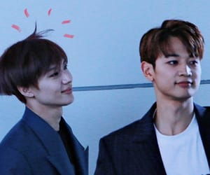 k-pop, kpop, and Minho image